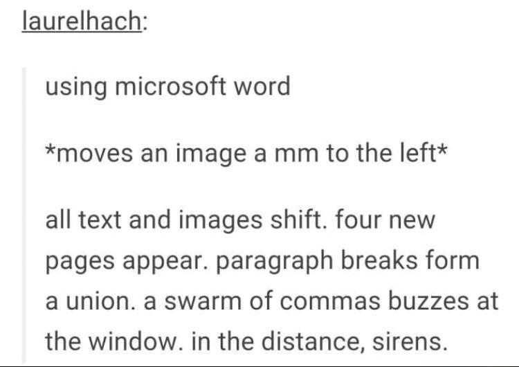 Tumblr Posts II - Microsoft Word - Wattpad
