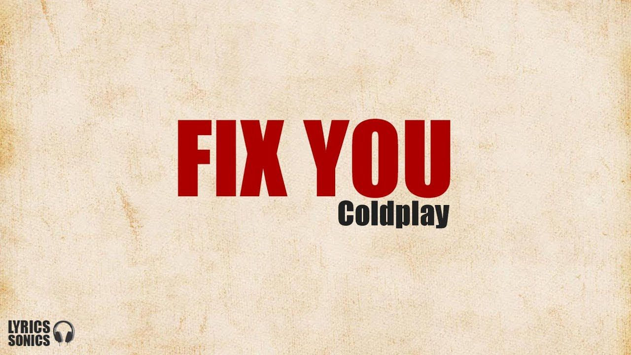 Frasi Bellissime Negramaro Le Frasi Più Belle Delle Canzoni Wattys2019 Coldplay Fix You