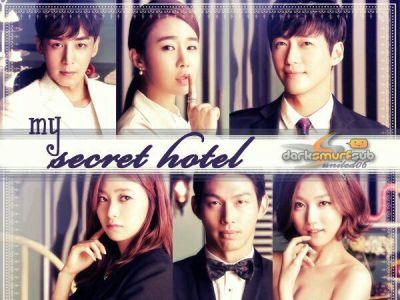 K-DRAMA COLLECTION - My Secret Hotel - Wattpad