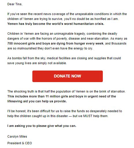 How to Write the Perfect Donation Letter (+ Examples  Template