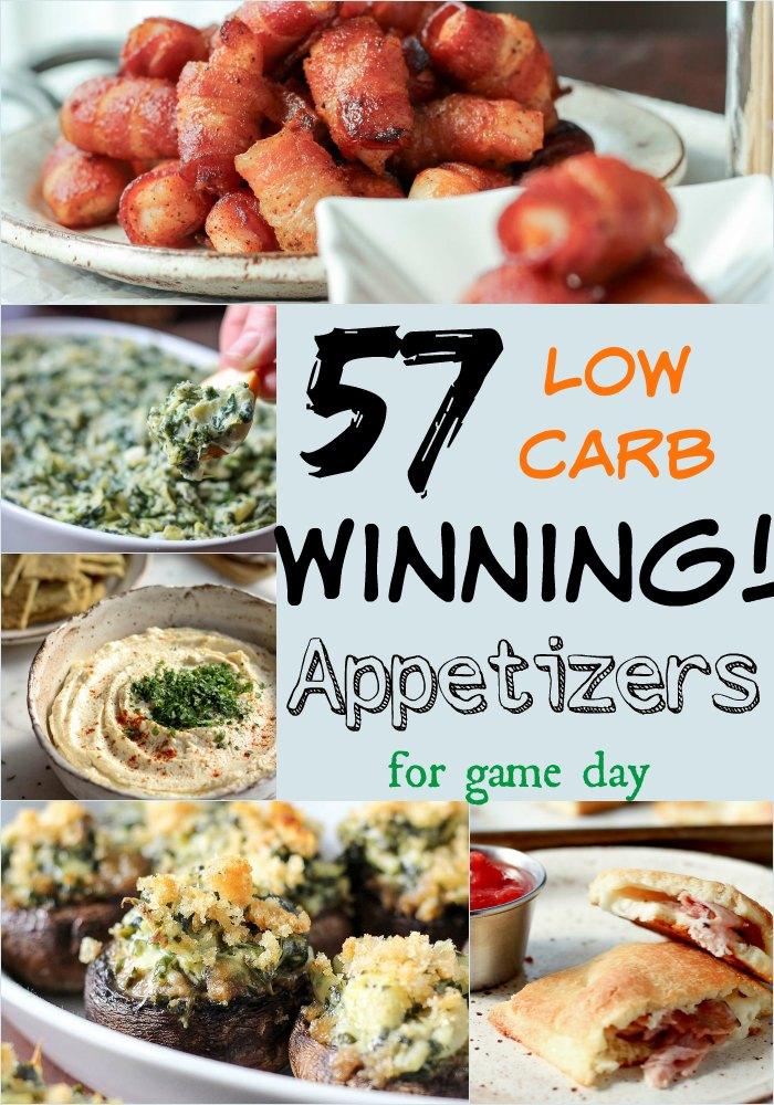 57 Great Low Carb Superbowl Appetizers! Low Carb Maven