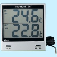 Digital Thermometer F Shinwa Rules Digital thermometer ...