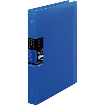 Binder notebook Tefurenu (wide) KING JIM 26 Holes / 30 Holes Ring - notebook binder