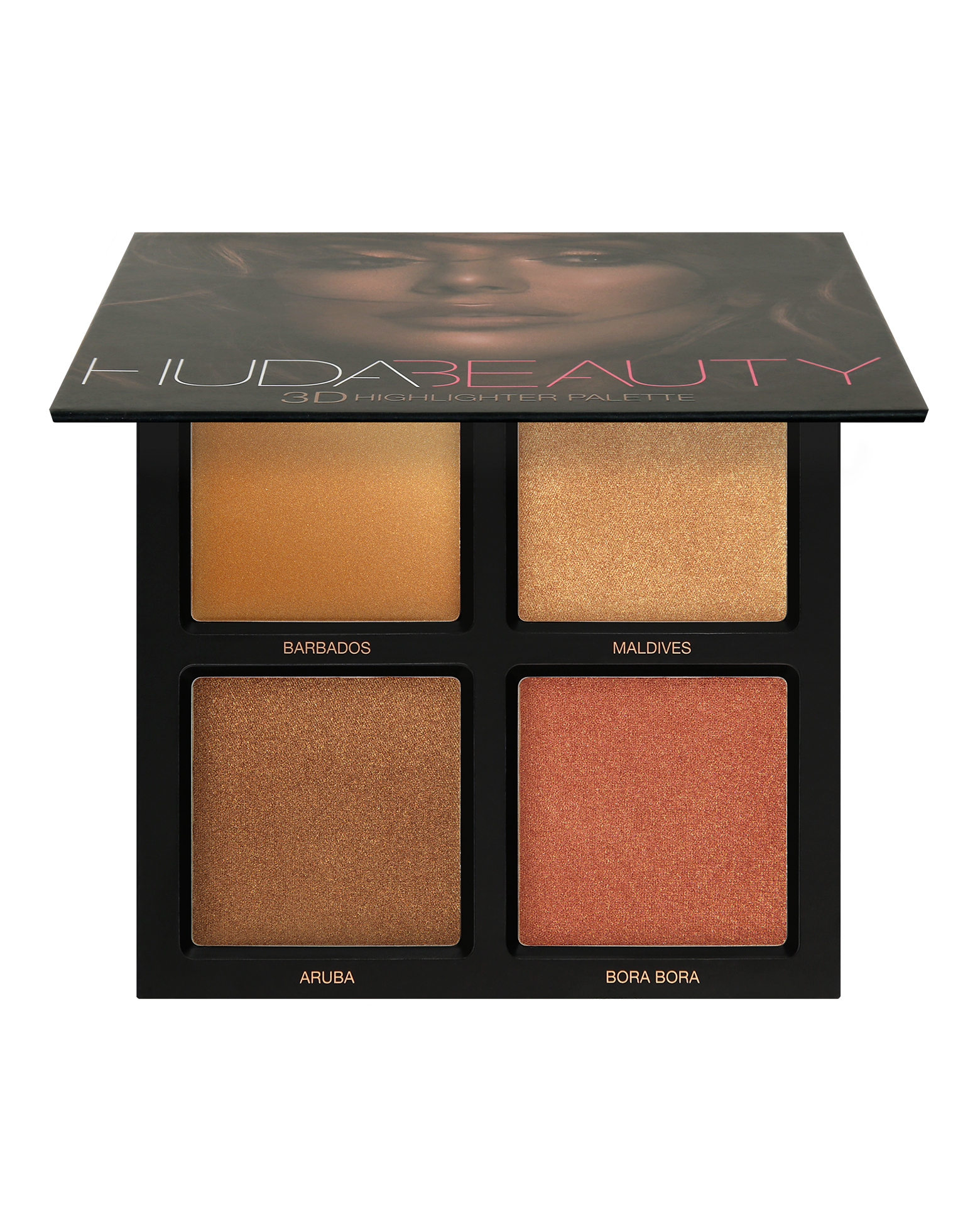Magic Corner Kaufen Huda Beauty 3d Highlight Palette Cult Beauty