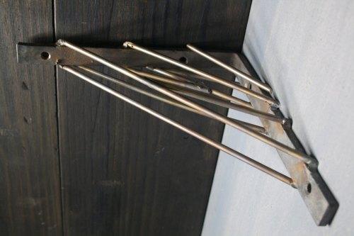Medium Of Metal Shelf Brackets