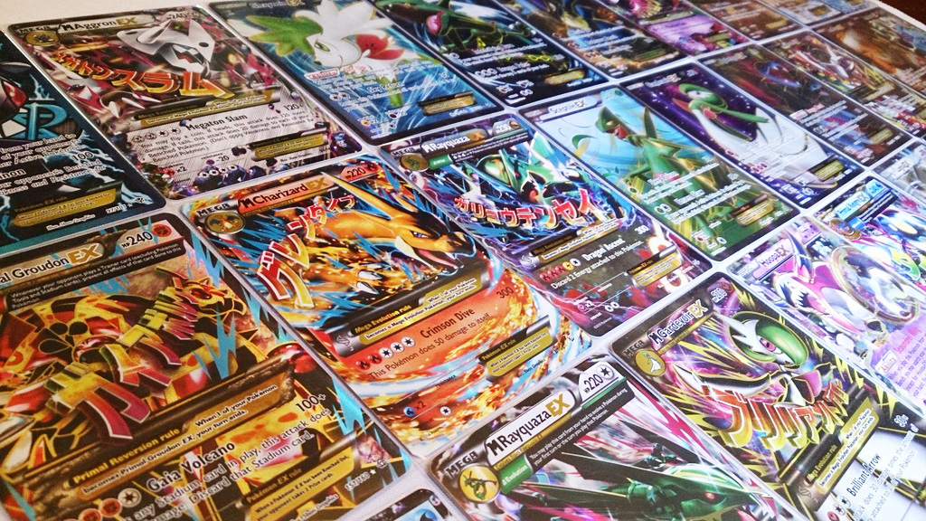 Amazing Pokemon 20 Card Lot Break Fullart Ex Mega