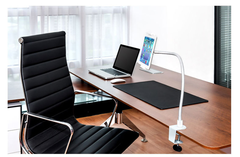 Best Long Arms Flexible Tablet Phone Holder Ipad Stand For