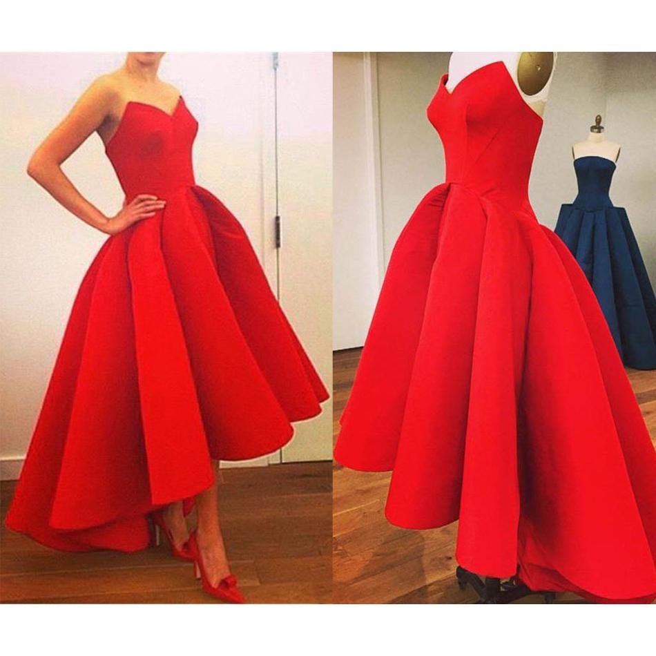 Fullsize Of High Low Prom Dresses
