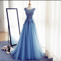 Princess Ball Gown Prom Dresses,Evening Dresses ...