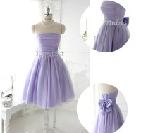 Light Purple Bridesmaid Dresses | Short Hairstyle 2013