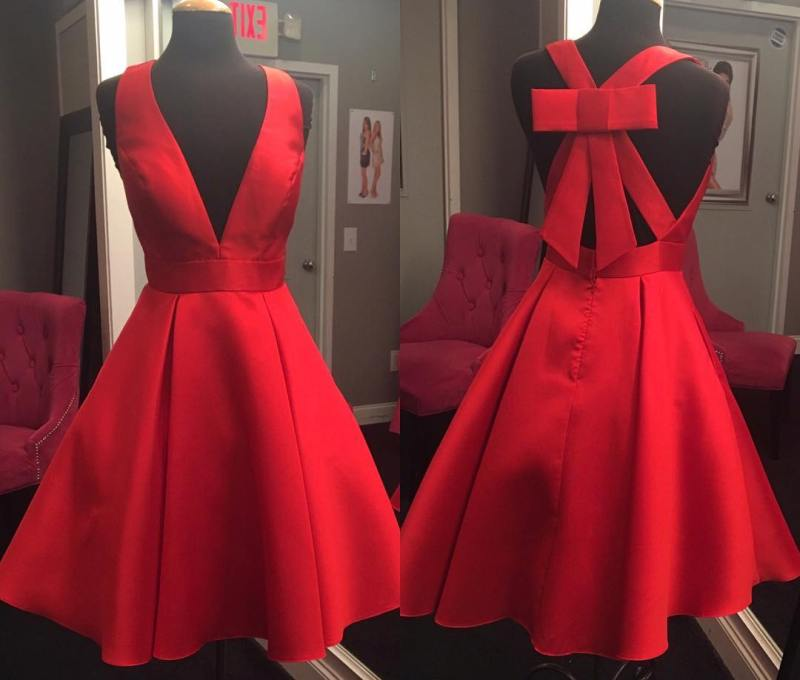 Large Of Short Red Dress