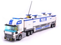 Police Command Centre - LEGO set #7743-1 (Building Sets ...