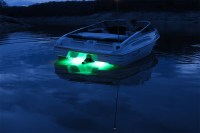 RGB LED Underwater Boat Lights and Dock Lights - Single ...