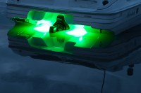 RGB LED Underwater Boat Lights and Dock Lights - Dual ...