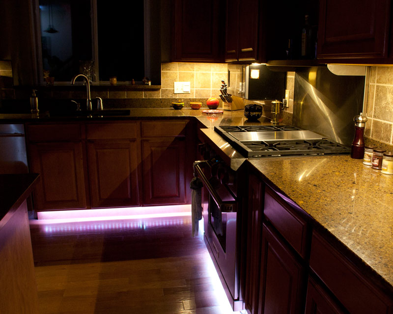 Super Narrow Kitchen Cabinet Narrow Rigid Led Light Bar W/ High Power 1-chip Smd Leds