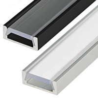 Low Profile Surface Mount LED Profile Housing for LED ...
