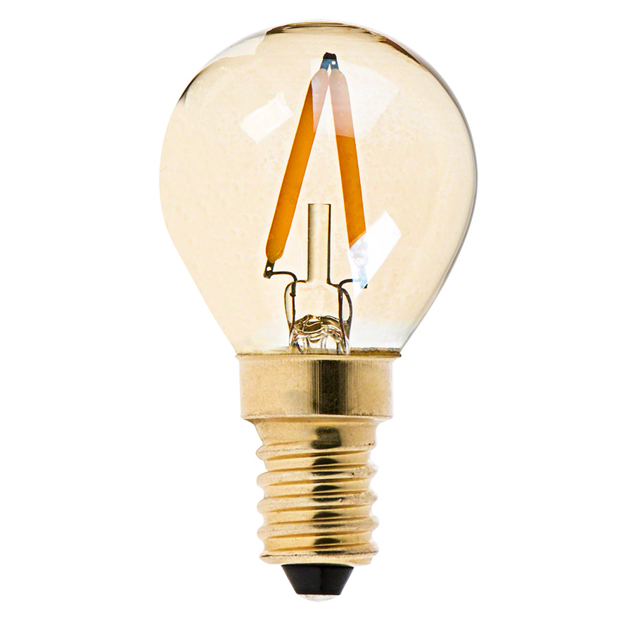 Led E 14 S11 Led Bulb Gold Tint Led Filament Bulb 10 Watt Equivalent E14 Base Dimmable 95 Lumens