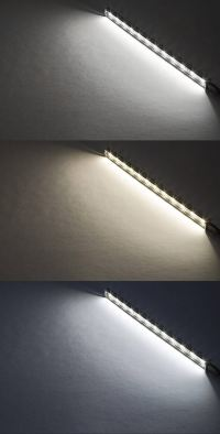 Linkable LED Linear Light Bar Fixture - 1,080 Lumens ...