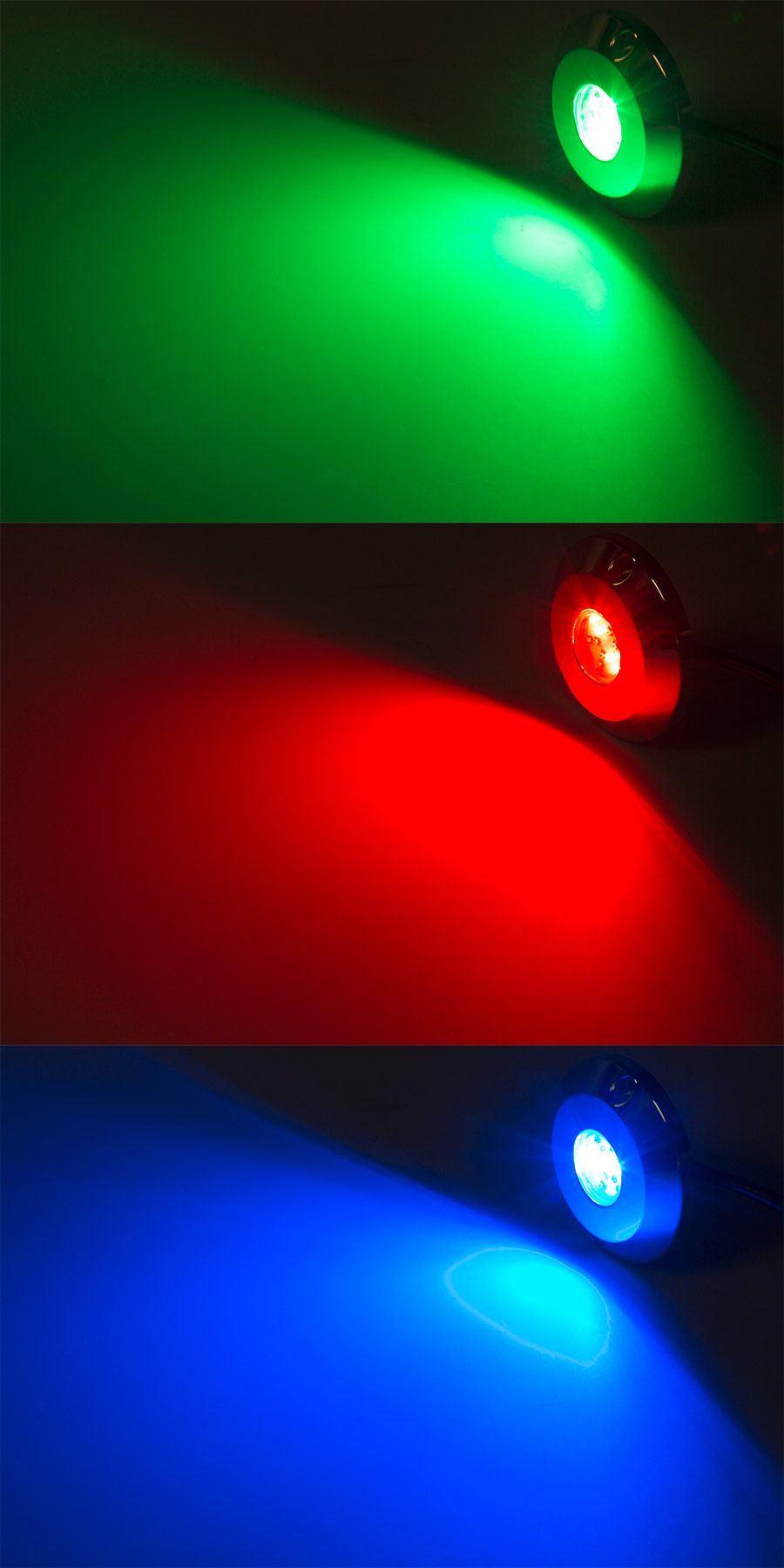 Lighting Rgb Rgb Led Underwater Boat Lights And Dock Lights Single Array 60w 800 Lumens
