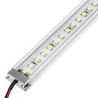 Waterproof Linear LED Light Bar Fixture - 390 Lumens ...