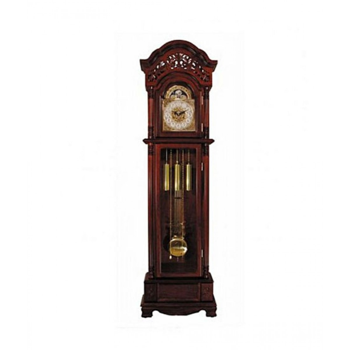 Buy Clock Asaan Buy Grand Father Clock Westminster Pendulum 21x78