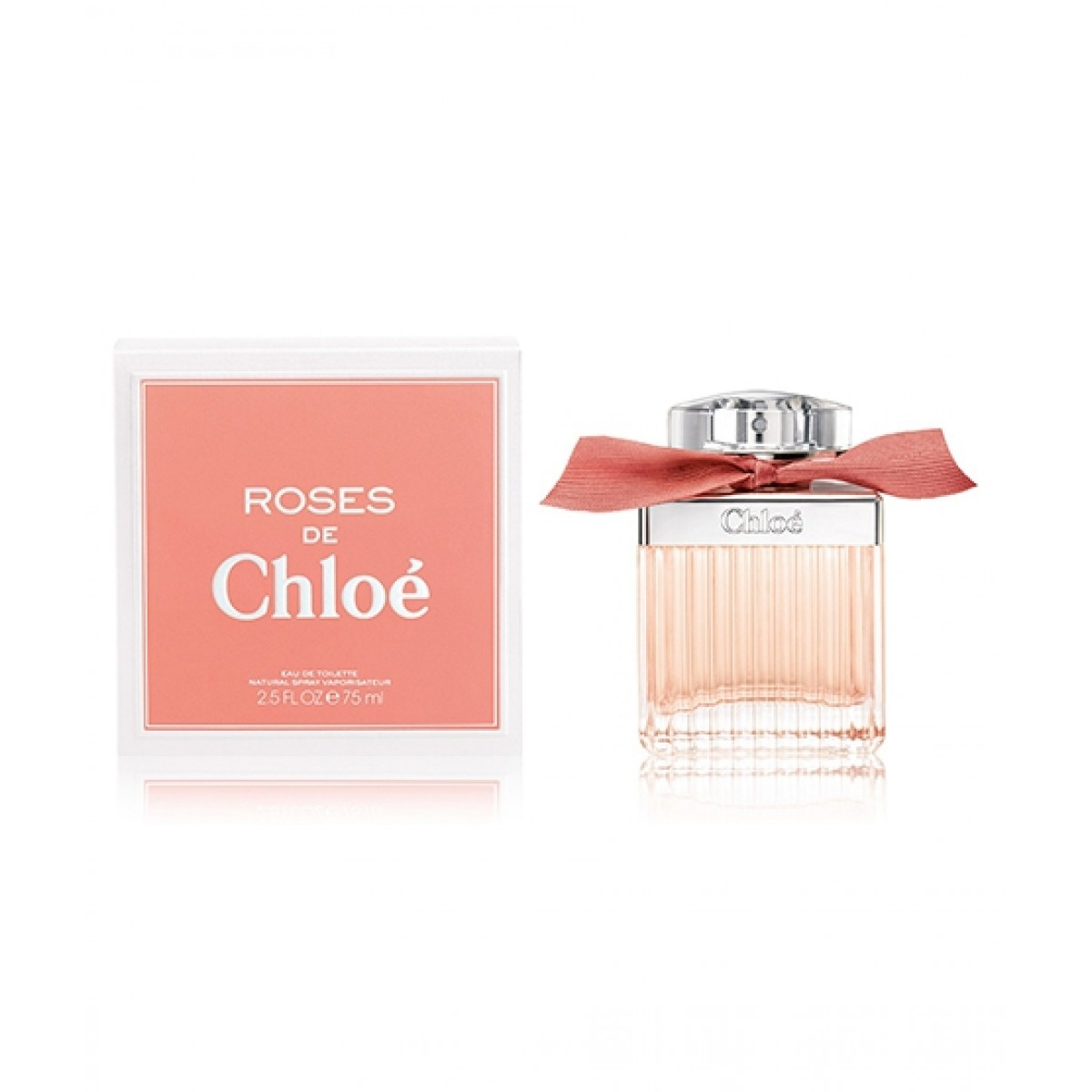 Chloe Eau Chloe Roses De Chloé Eau De Toilette For Women 75ml