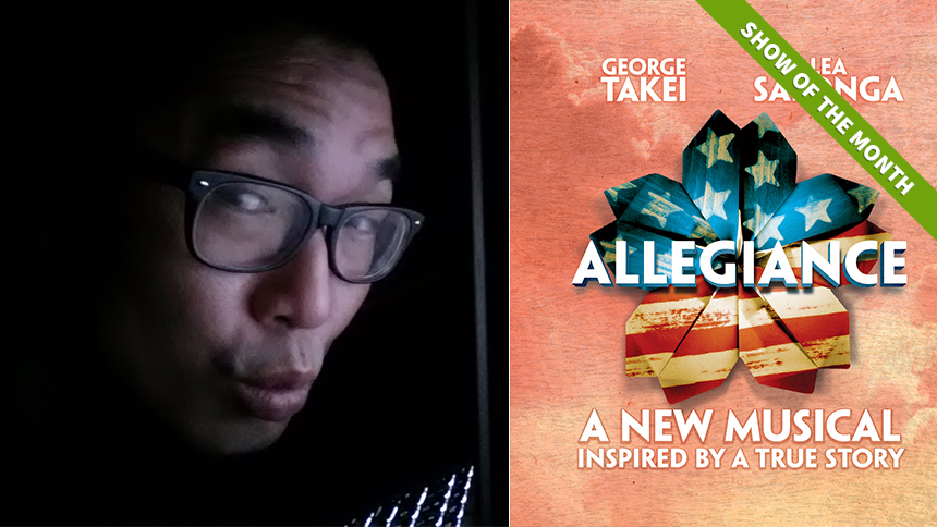 Introduce Yourself(ie) 10 Questions with Allegiance Star Greg