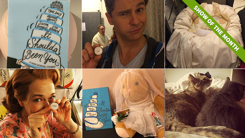Photo Roundup of Sierra Boggess\u0027 It Shoulda Been You Instagram Take