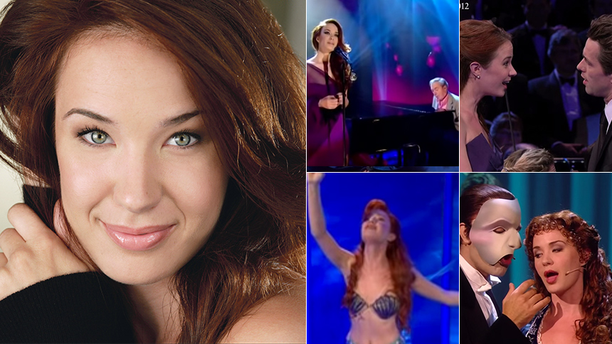 School of Rock Star Sierra Boggess Reacts to Six YouTube Videos From