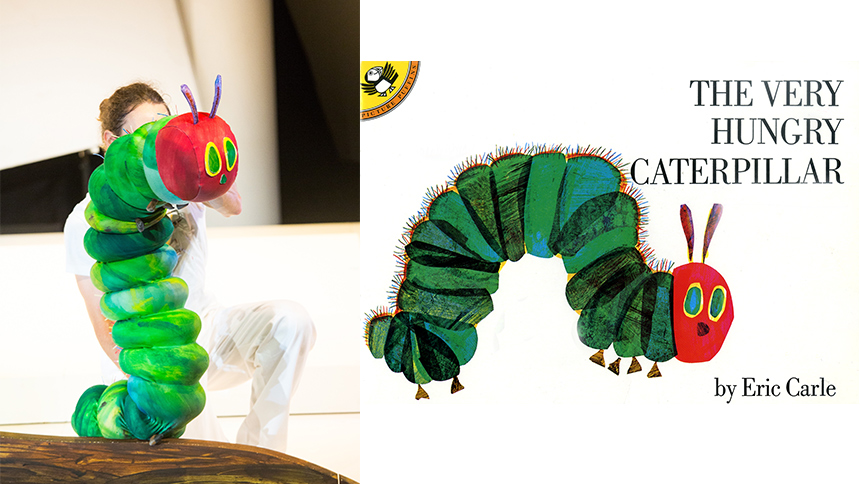 Here\u0027s What the Beloved Children\u0027s Book The Very Hungry Caterpillar