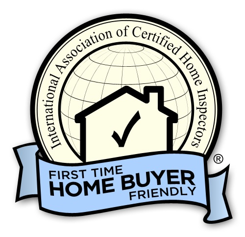 First-Time Home Buyer-Friendly web seal - InterNACHI