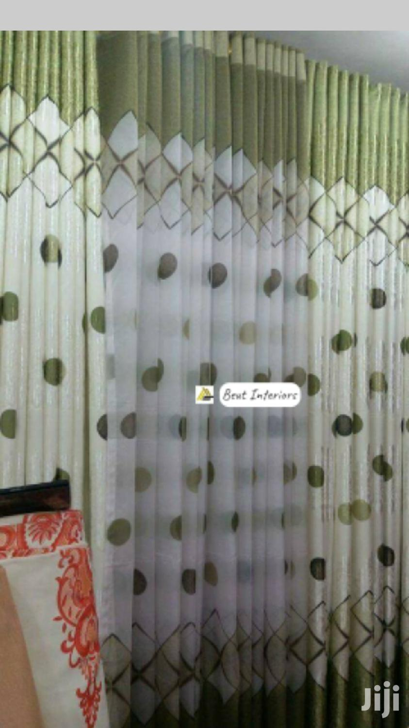 Polka Dot Curtains In Nairobi Central Home Accessories Jane Beut Interiors Jiji Co Ke
