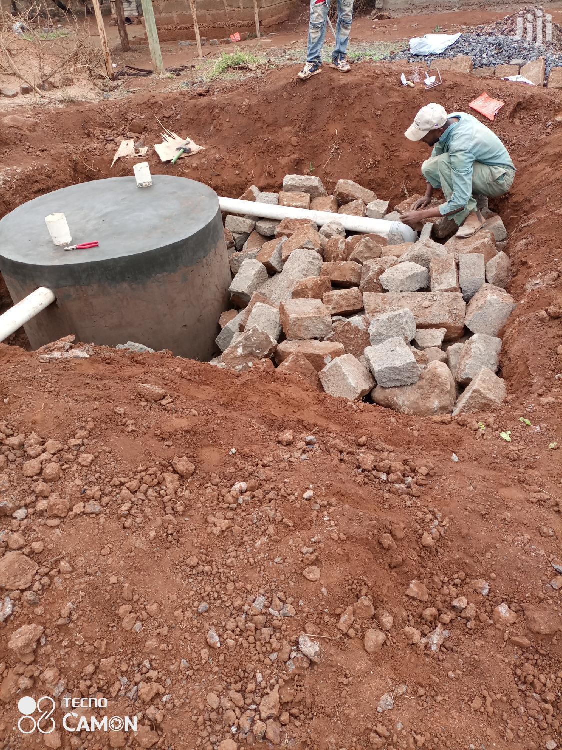 Biodigester And General Building Construction In Nairobi Central Building Trades Services Sure Biodigester Jiji Co Ke