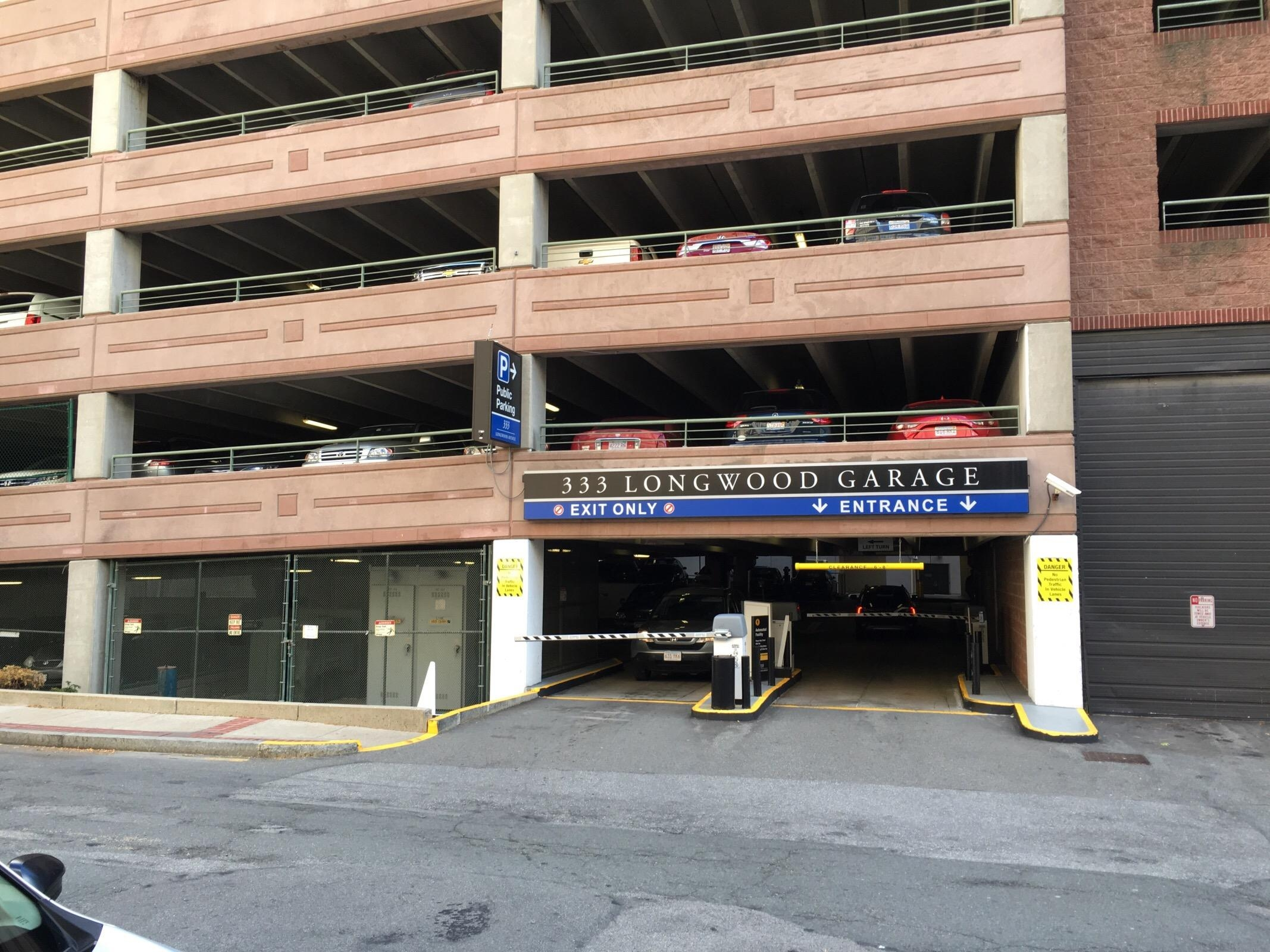 Cheapest Garage In Boston Lma Public Parking Masco