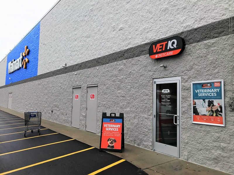Veterinary clinic opens inside Walmart in Wilmington WilmingtonBiz