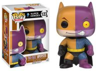 DC Comics Funko POP! Heroes Two-Face Impopster Vinyl ...
