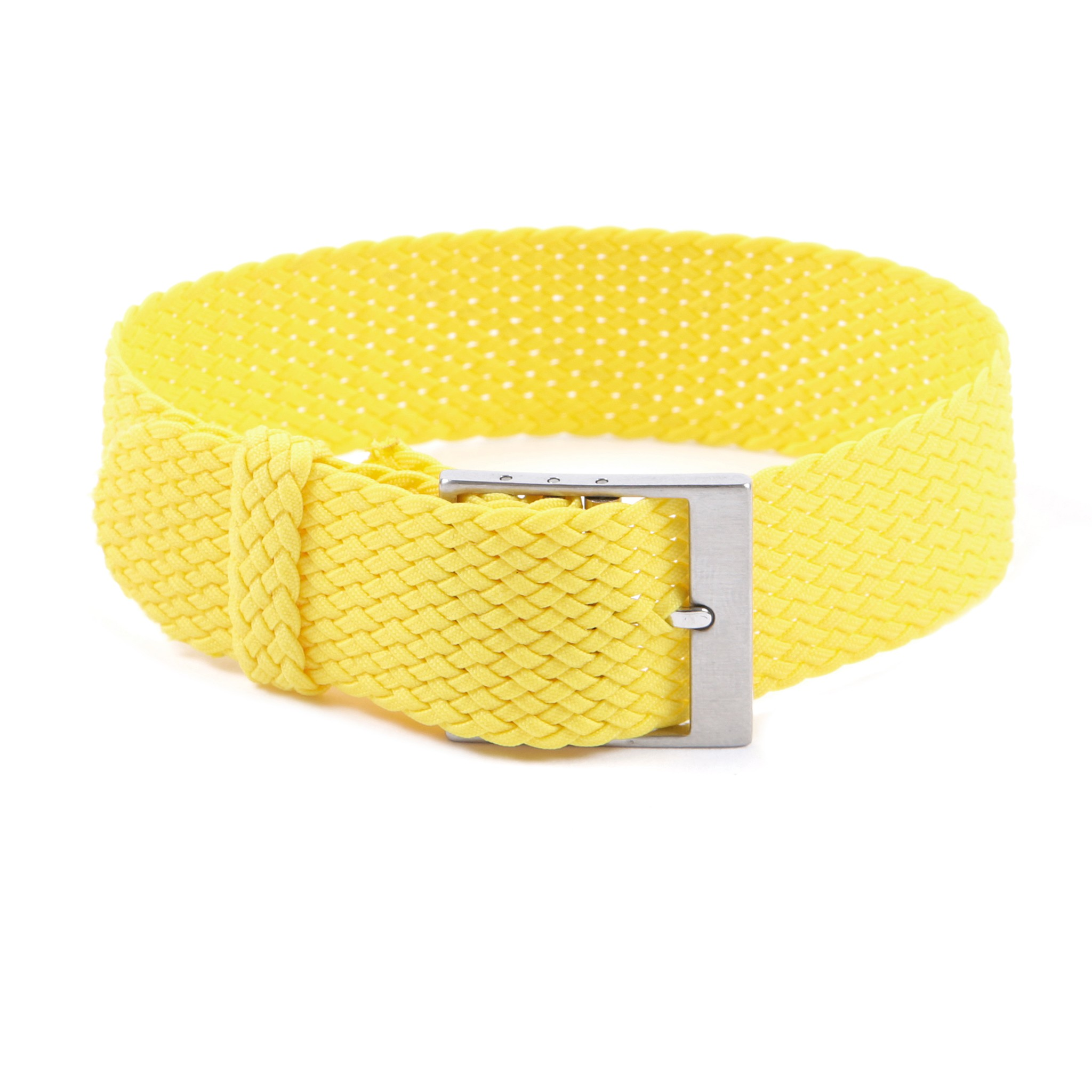 Perlon Perlon Strap Light Yellow 20mm
