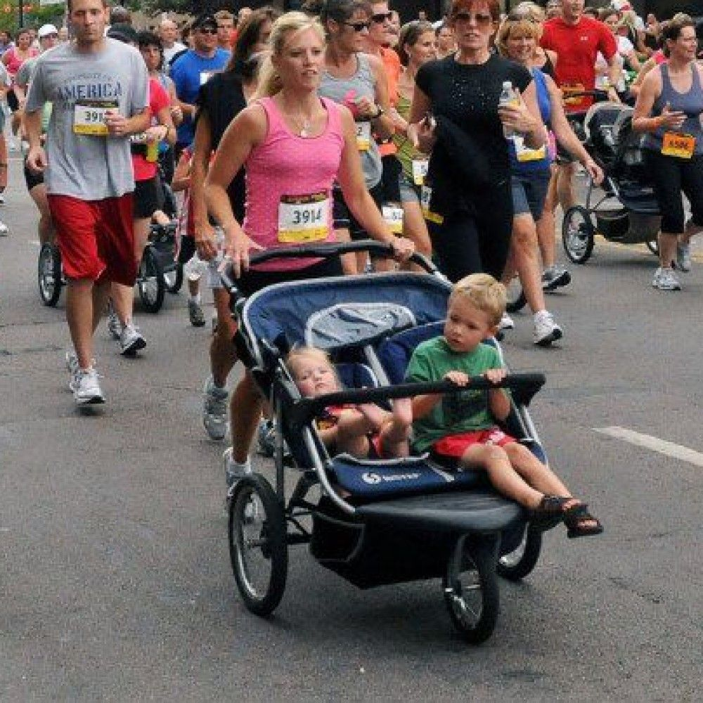 Jogging Stroller How To Use Double Jogger Stroller