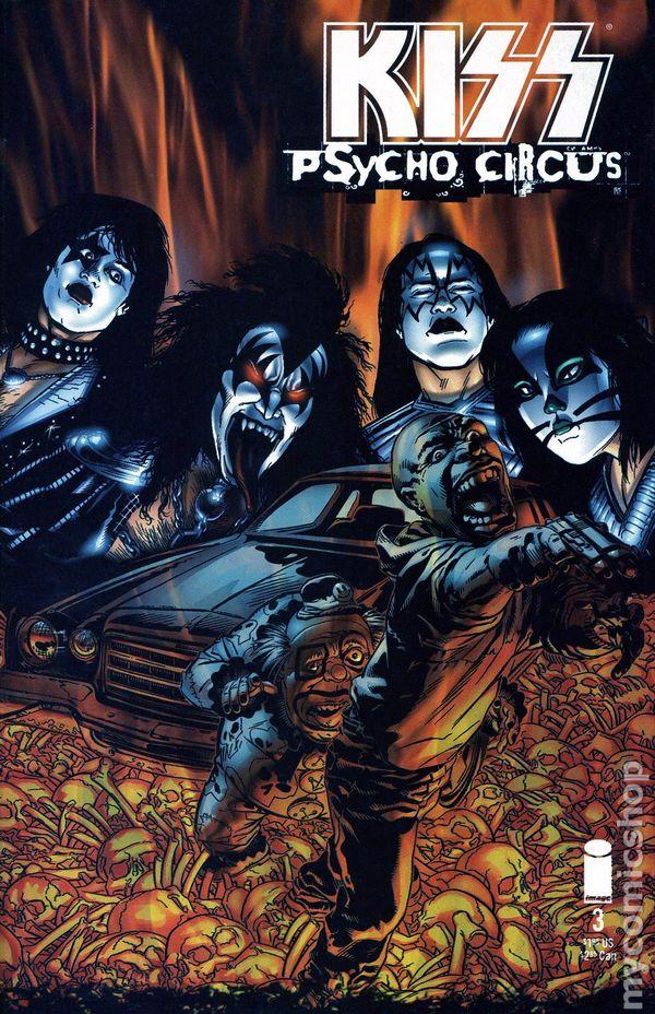 Lonely Girl Wallpaper Kiss Psycho Circus 1997 Comic Books