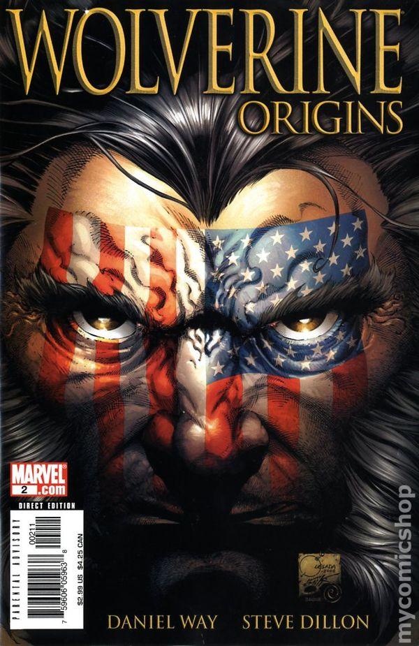 Wolverine 3d Wallpaper Wolverine Origins 2006 Comic Books