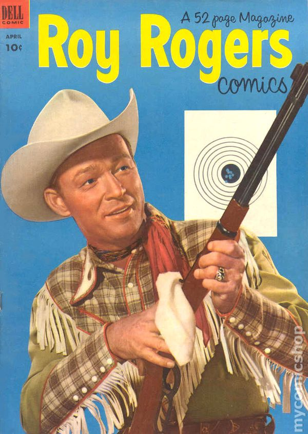 4 20 Roy Rogers Comics (1948-61 (and Trigger, # 92 On) Comic Books