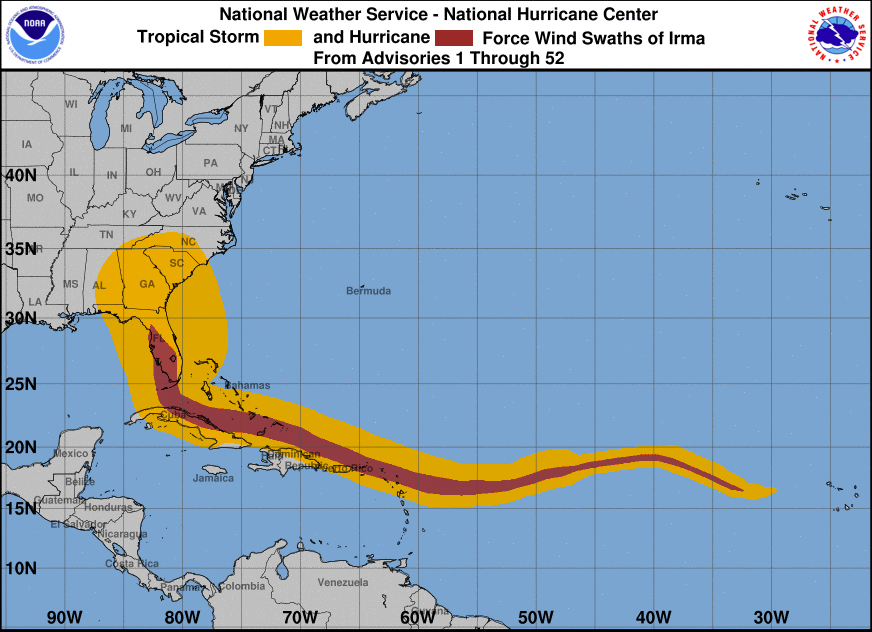 Hyper-Tropical September Sets Records in the Atlantic - Surfline