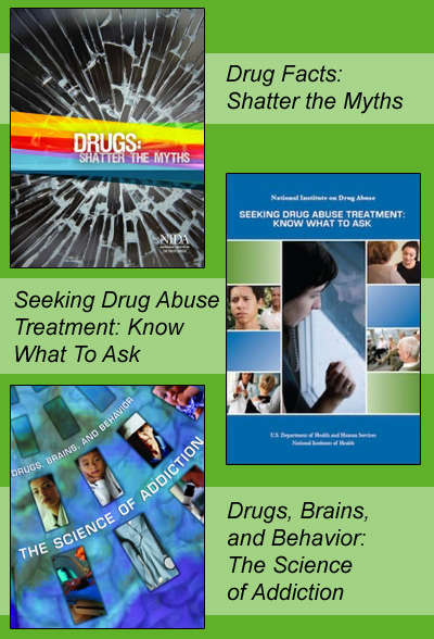 Patient Materials National Institute on Drug Abuse (NIDA)