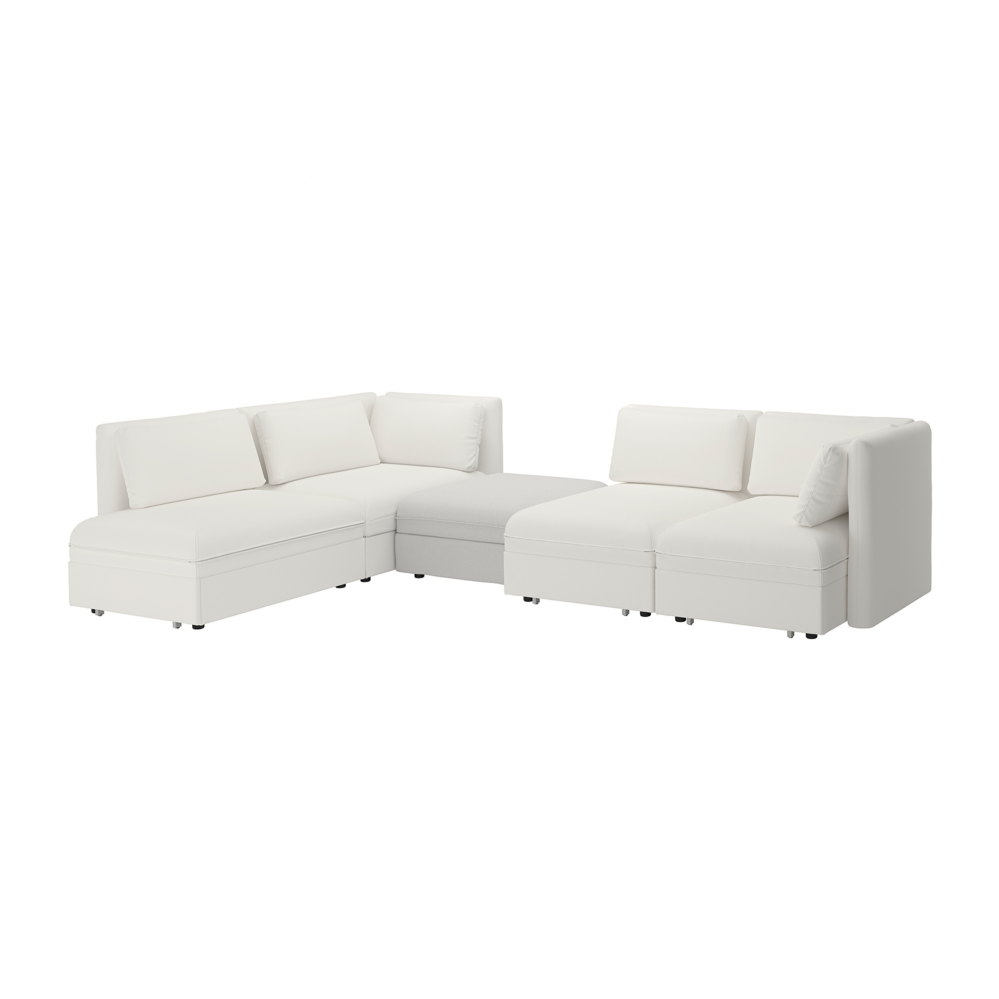 Vallentuna 4 Seat Modular Sofa With 3 Beds Vallentuna 4 Seat Modular Sofa W 3 Sofa Beds