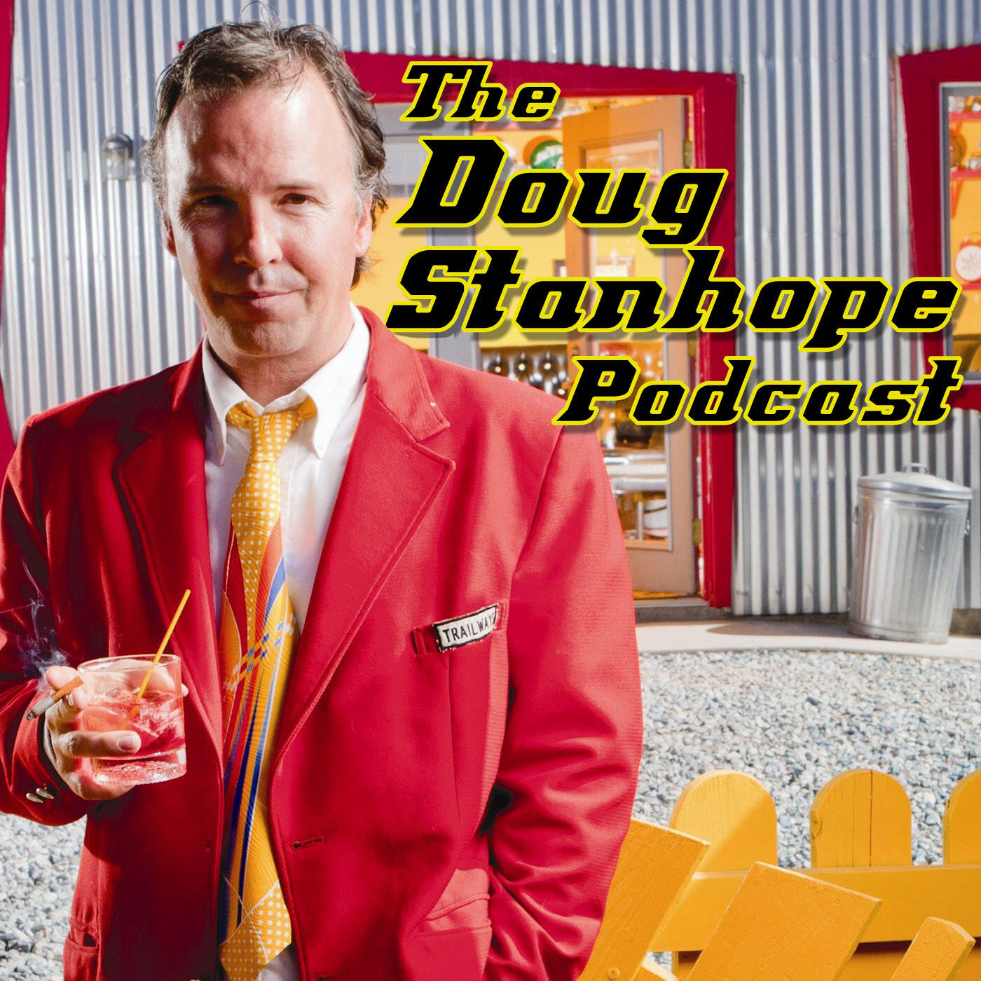 Serie Doug The Doug Stanhope Podcast Podcast