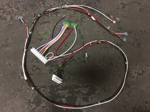 Parts To Your Door - Wiring Harness, Power (Right Terminal Block