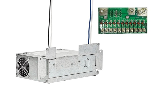 Parallax Power Supply - 6345RU Converter Replacement designed for