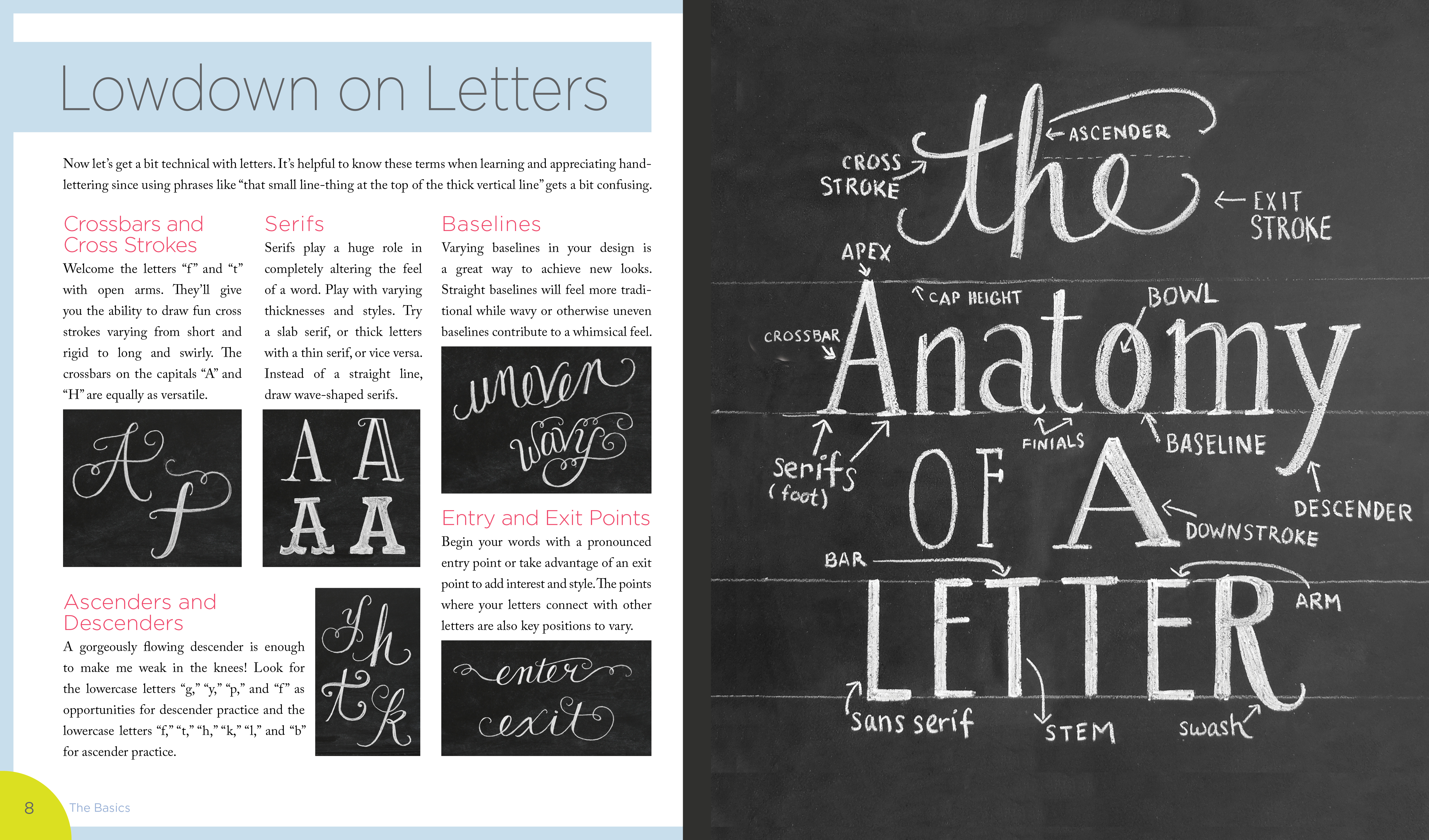 Calligraphy Fonts Books Pdf The Complete Book Of Chalk Lettering Workman Publishing