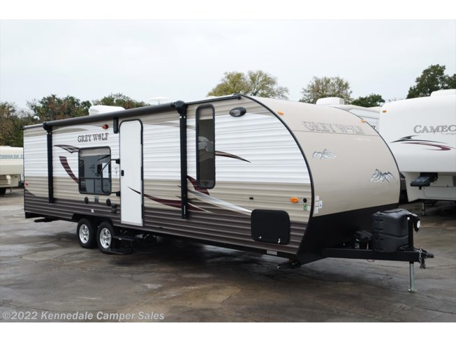 2016 Forest River Rv Cherokee Grey Wolf 26rr 30398