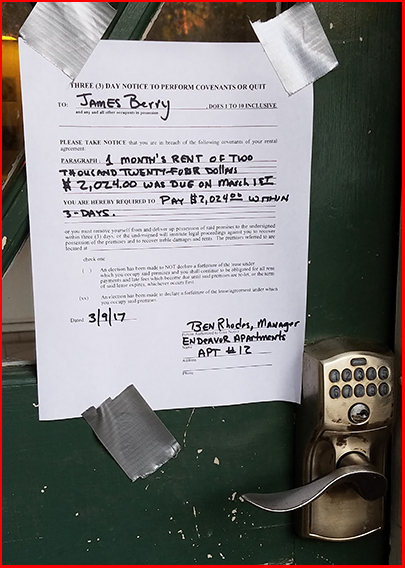3 Day Notice to Pay or Quit Orange County Eviction Lawyer can Help